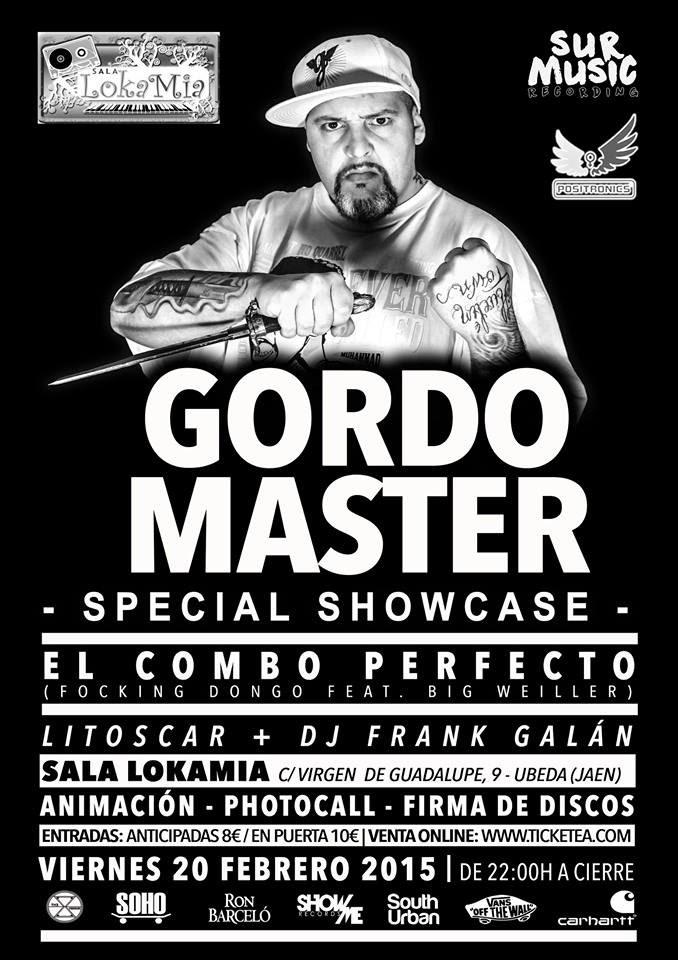 Gordo Master - Sevilla